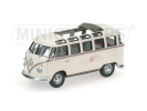 VW T1 Samba Bus 1960 Minichamps 1/43 - T2M-430052305