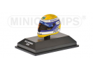 Casque Schubert RF1 2008 Minichamps 1/8 - T2M-389080007
