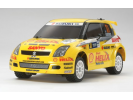 Suzuki Swift Super 1600 M05RA KIT + MOTORISATION Tamiya 1/10 - TAM-58464