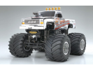 SuperClodBuster Chrome Edition KIT + MOTORISATION Tamiya 1/10 - TAM-58423