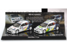 Coffret Ford Focus RS WRC Minichamps 1/43 - T2M-402048378