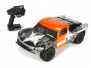 ECX Short Course Truck 2.4ghz Orange et Noir RTR - Electrix RC - HORI-ECX4000i