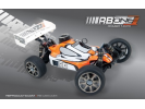 RB Buggy RB One 1/8 RTR - offre Speciale Reprise - RB-RB0230001