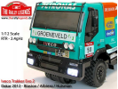Iveco Trakker Evo2 Dakar 2012 1/12e RTR Kit Rally legends